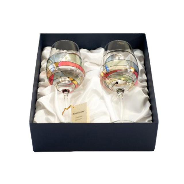 Custom Rigid Luxury Glass Packaging Box