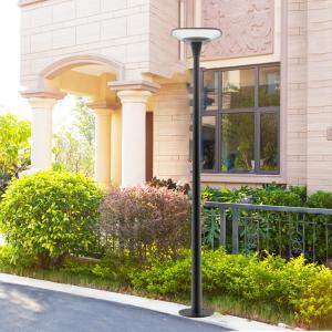3000LM 275WH Solar LED street light Pallas Quad