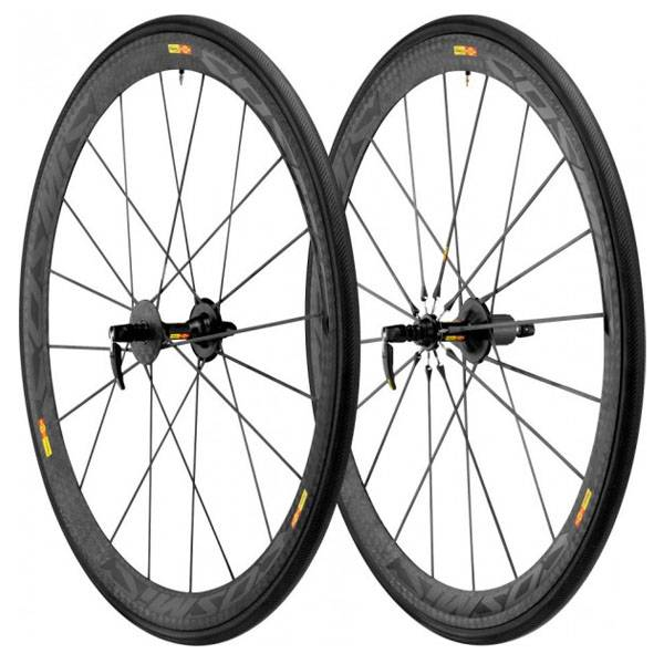 2013 Mavic Cosmic Carbone Ultimate Tubular WTS Road Wheelset Shimano M10 or Campagnolo ED11 Hub