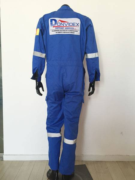 Men Uniform Quality one piece work wear set male workwear coverall work clothes tooling uniform prot