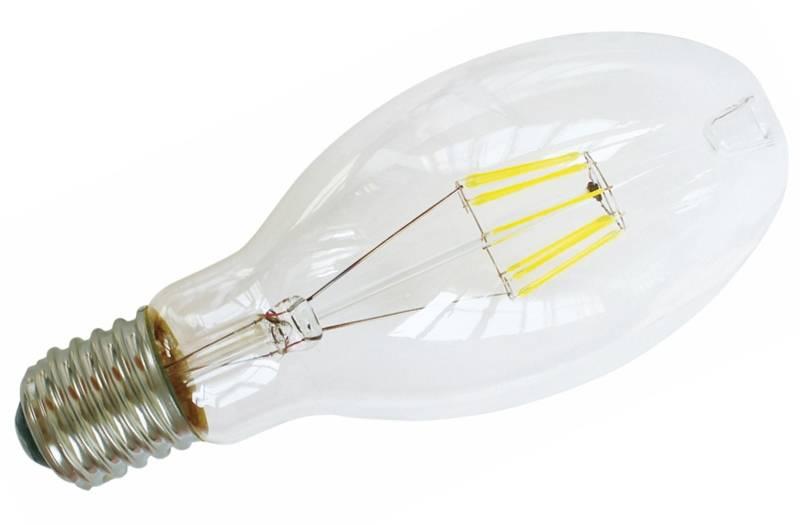 ED90 8.5W/12W/18W E40 Cob Led Filament Bulb