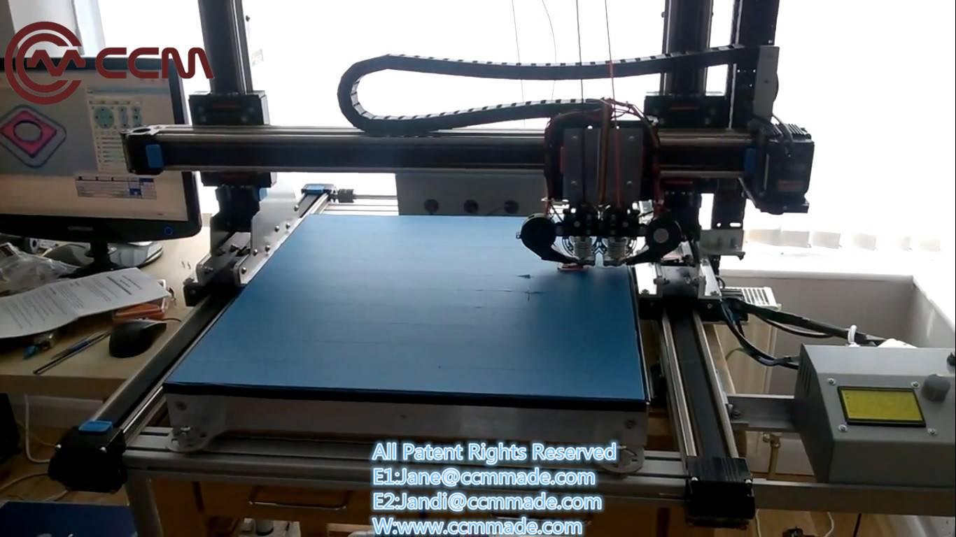 CCM W40 linear rail linear guide customized length cnc parts 3D printer