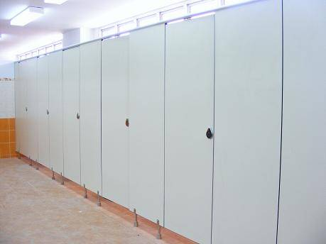 Fumeihua popular commercial bathroom cubicle partition