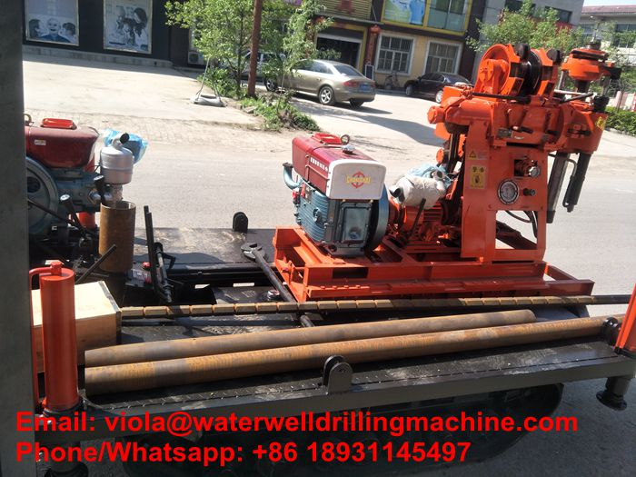 Core Drilling Rig for Water Well Drilling