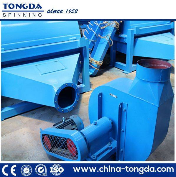 THKB nonwoven production fiber opener