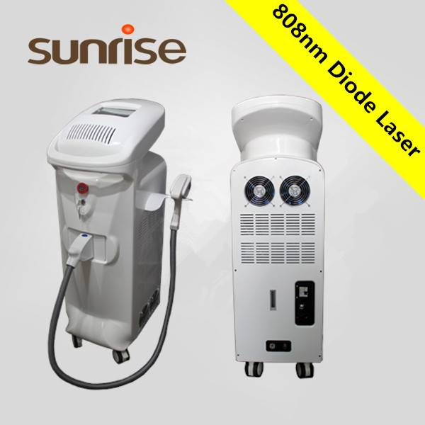 Newest 808nm Laser Hair Removal Machine For Sale /Diode laser machine 808 with ce