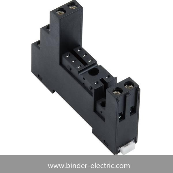 BSG2R series relay socket