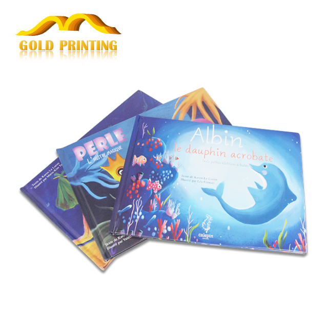 2017 Hot sale cheap full color childrens book printing made in china printing factory