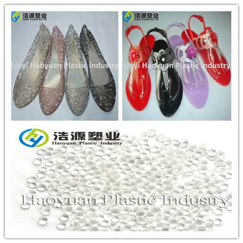Acid-Resistance PVC Shoe Material for Boots and Shoes