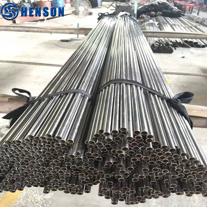 hairline satin welded seamless stainless steel pipe tube