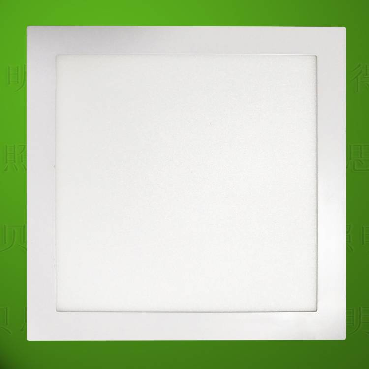24W Square LED panel light