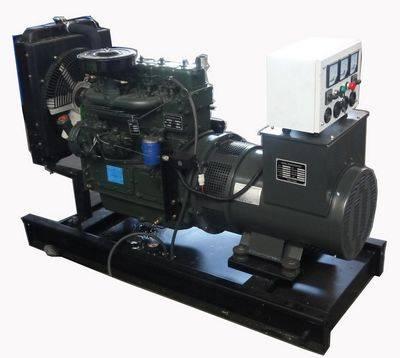 Weifang diesel generator set
