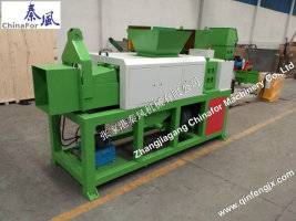 film washing dehydrator dewatering machine plastic squeezer