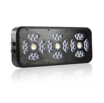 270w LED Aquarium light with full day climate light cycling