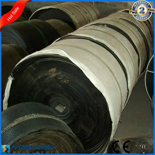 Guangzhou manufacture mining equipment rubber conveyor belt with CE ISO certificate