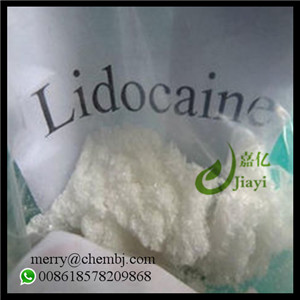Local Anesthetics White Powder Lidocaine Base / Xylocaine