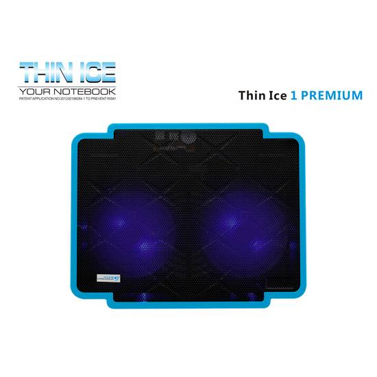 15.6 inch Coolcold laptop cooler with fan speed adjustable