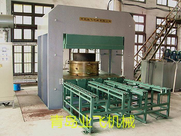 damping bearing  vulcanizing machine