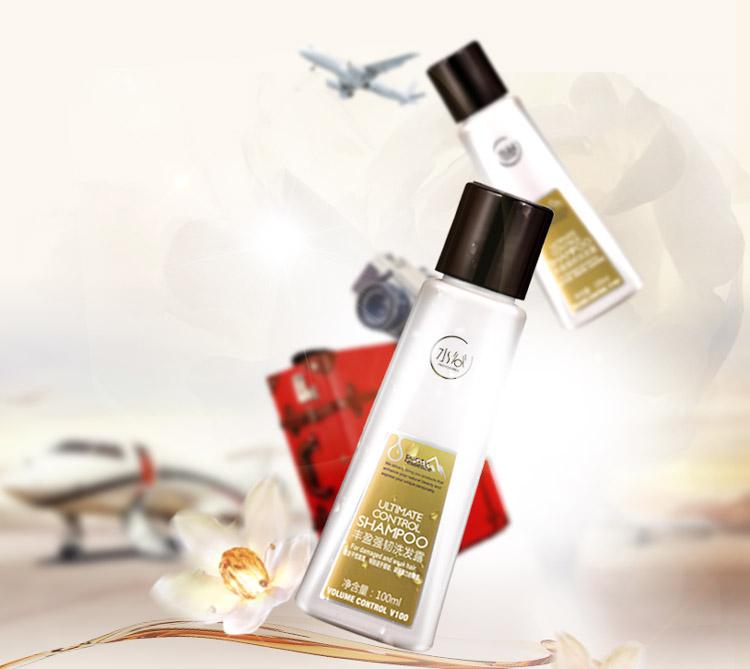 GMPC/ISO certificate shampoo nourishin moisture travel shampoo