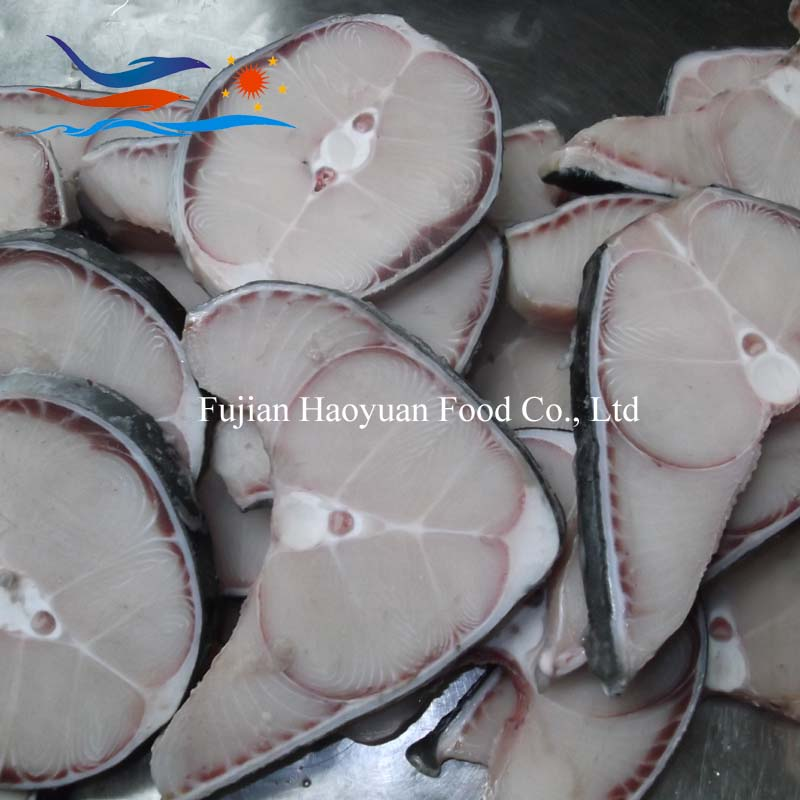 frozen shark steak