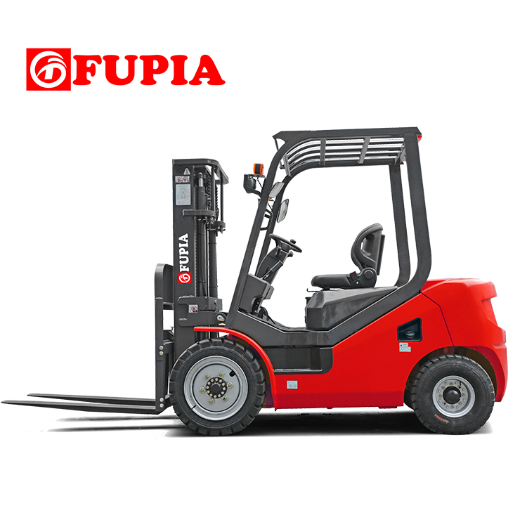 Small forklift 1.5ton diesel counterbalanced forklift with Chinese Xinchai engine