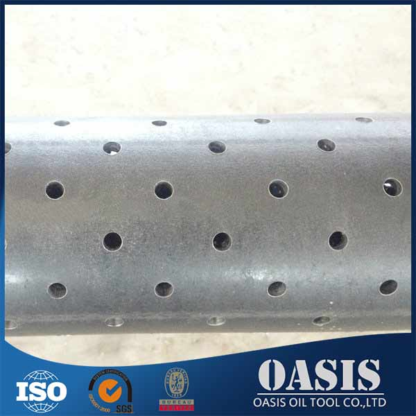 Hot Sell Manufacture Perforated Pipes Filter