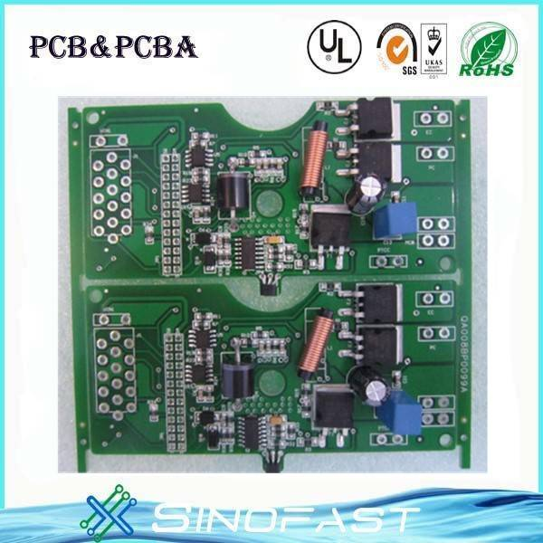 Wifi router PCBA with 11000m2 yield