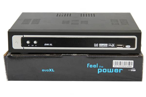 Azbox EVO XL Satellite Receiver for Chile South America EVO XL Decoder Can update