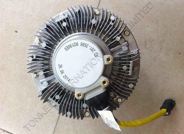 E320C E320D 281-3588 281-3589 Fan Clutch Fan Drive Assy