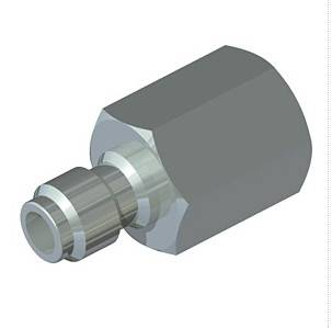 """1/8"""" BSP Male Quick Release Coupling"""