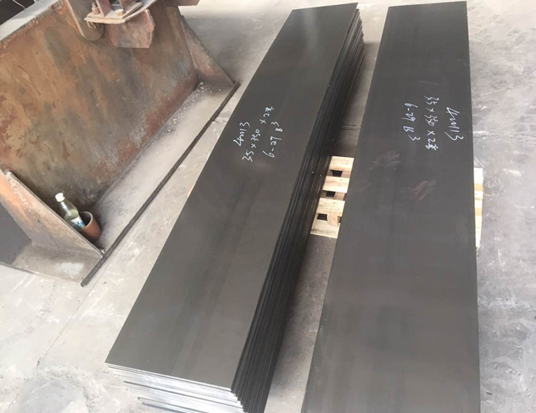W.-Nr. 1.4034 ( DIN X46Cr13 ) high carbon martensite stainless steel plates / sheets