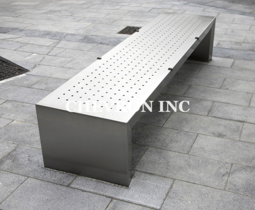 Pure Steel Bench