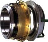 Oil lubrication stern shaft seal