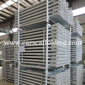 Hot Dipped Galvanized Ringlock Ledger