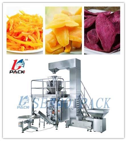 Sweet Potato Slice Packing Machine