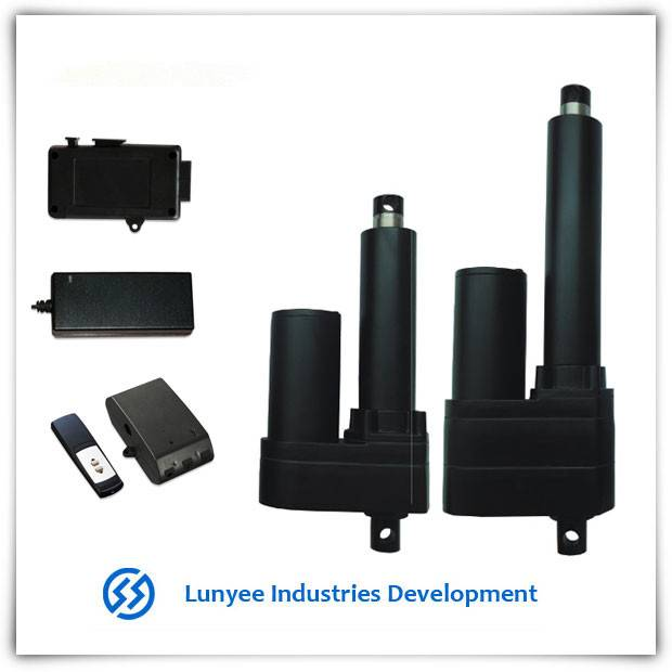 industrial heavy duty linear actuator with high speed