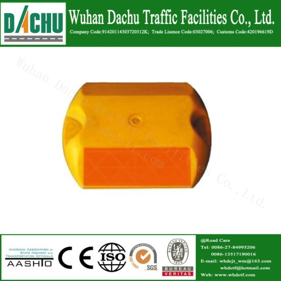 High quality Ce Certificated 3m Plastic Road Stud