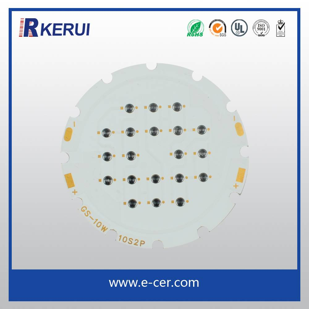 Direct thermal Aluminum base led pcb ,high power smd led 5630 MCPCB LED PCB