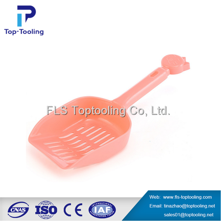 Plastic injection moulding for pet cleaning tools