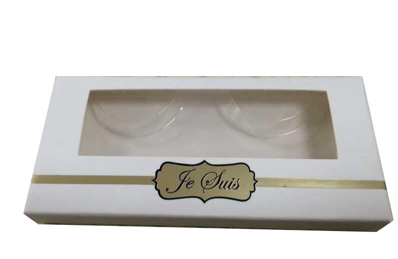 Hot sale Eco-Friendly eyelash box, paper eyelash box with custom logo printed