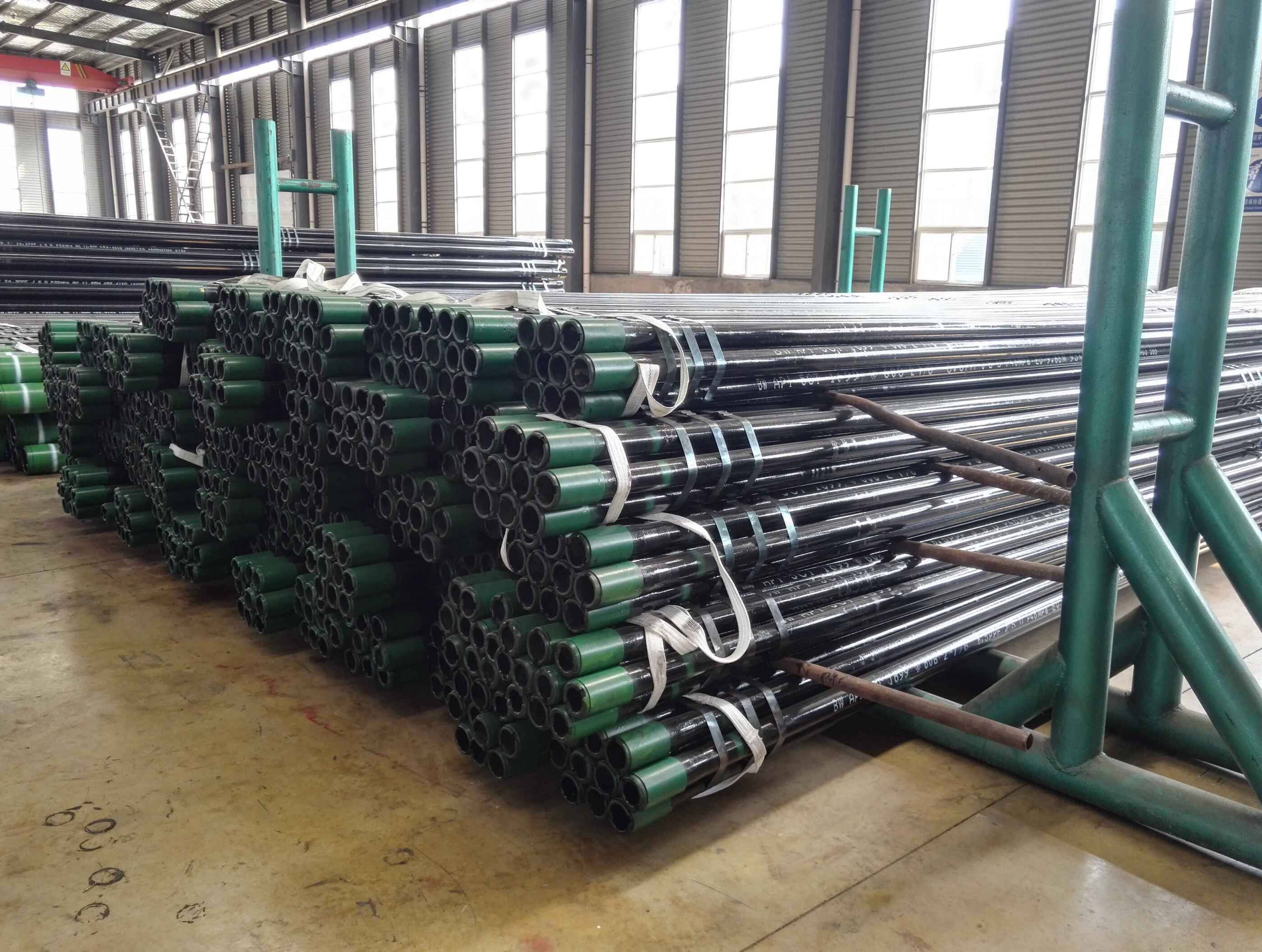 slotted liner screening