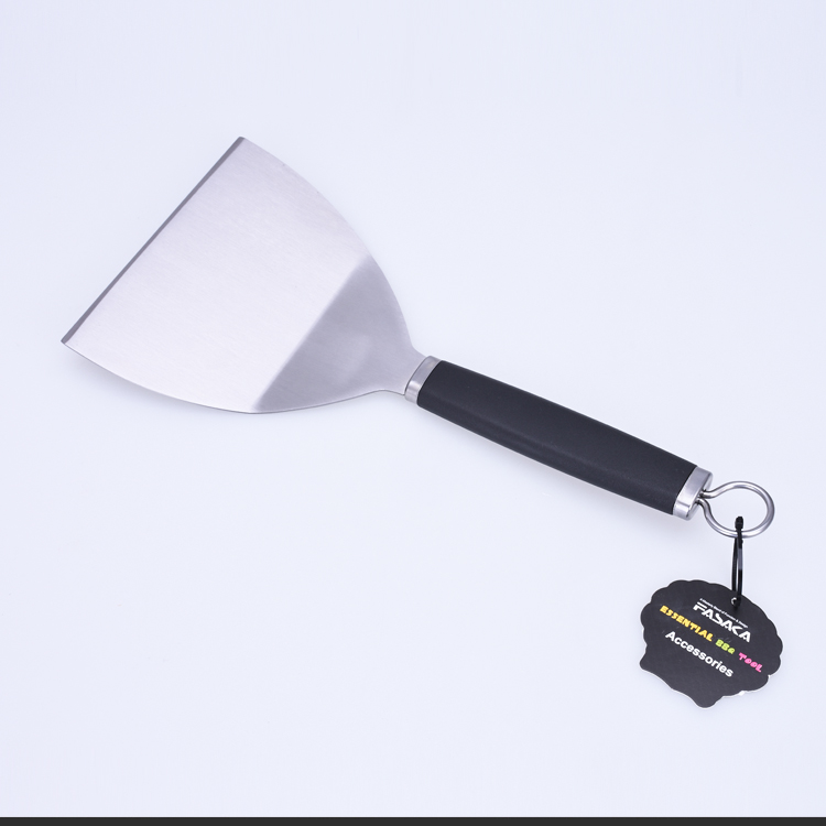 BZJ0791 Industrial Stainless steel pizza cutter spatula
