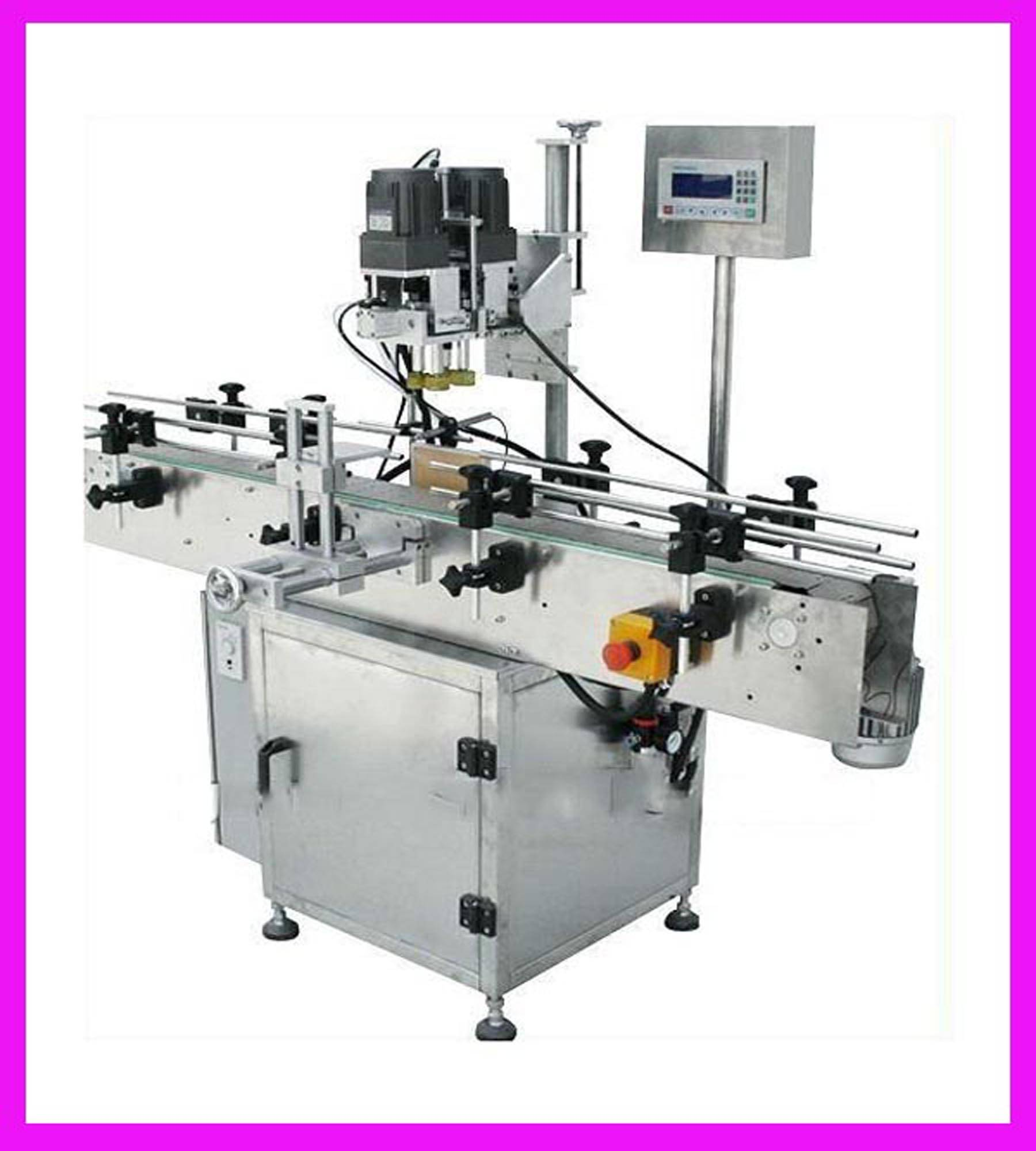 best sales cap sewing machine automatic bottle capping machine in new condition