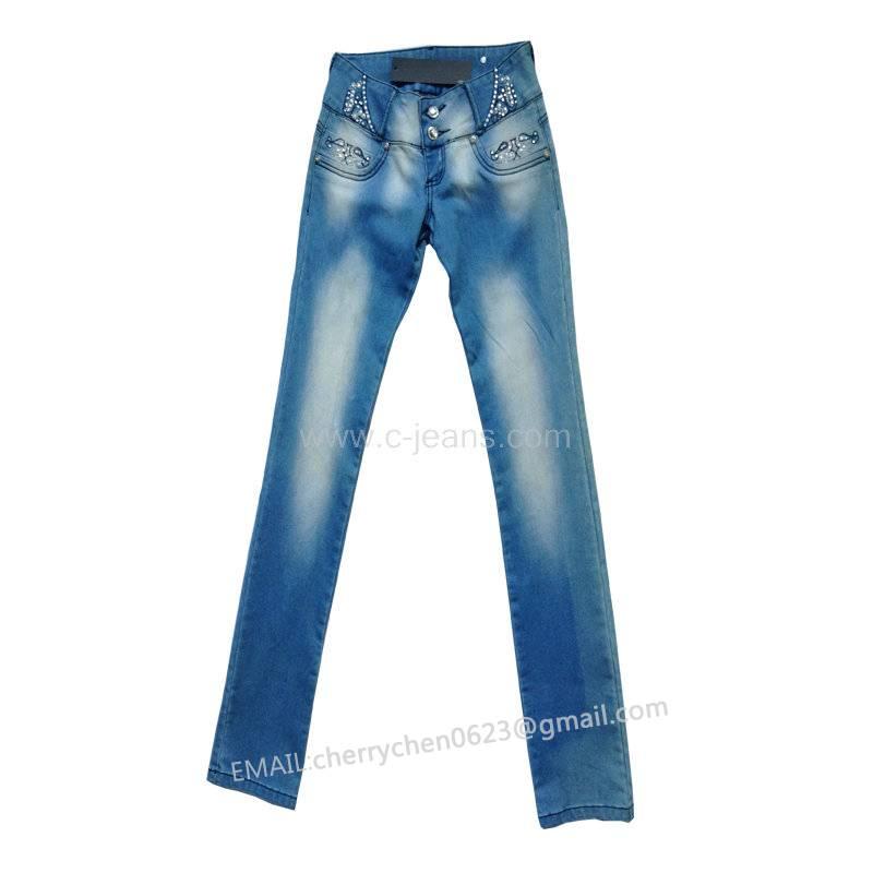 High Waist Elastic Women Jeans Short Fashion. New Style Fashion Women Jeans