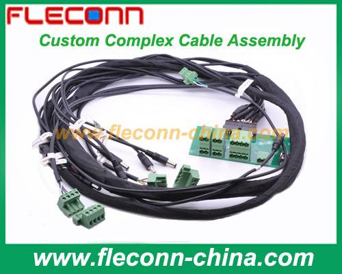 Custom Complex Wire Harness and Wiring Loom Manufacturer