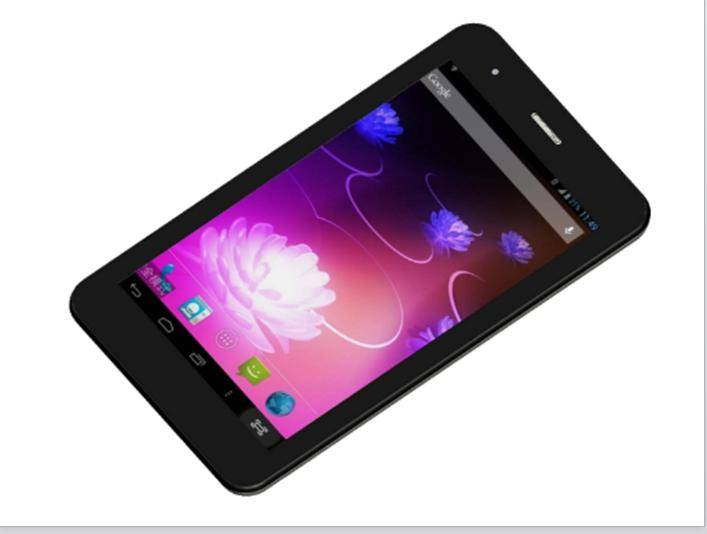 7.0'' AndroidWCDMA+ GSM 3D table PC