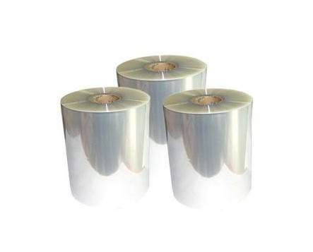 High transparent and glossy CPP metallized film