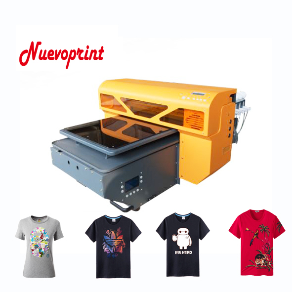 Best Digital DTG fabric textile printing machine printer price NVP4880