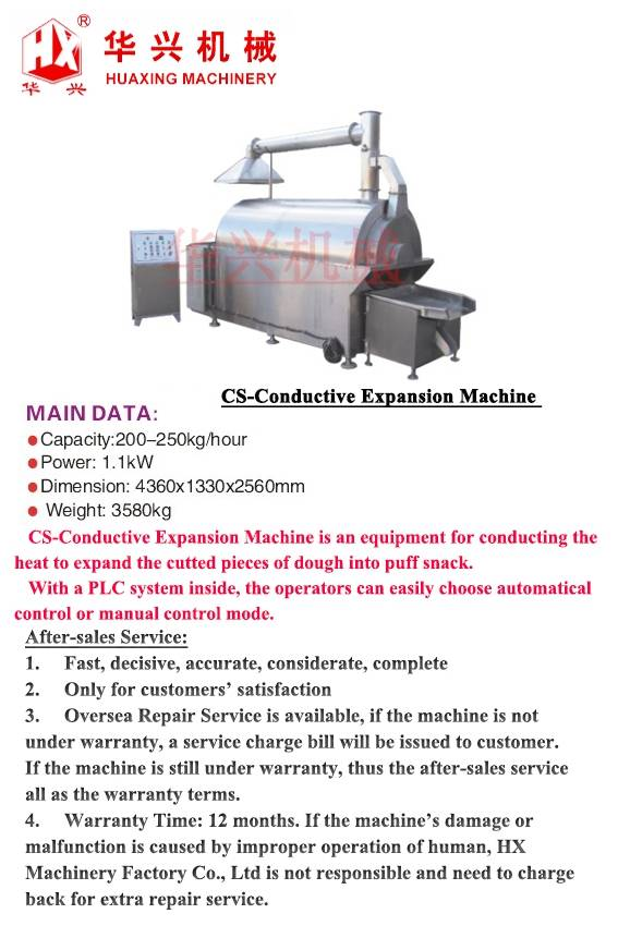 CS-Conductive Expansion Machine
