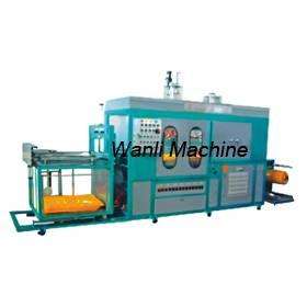 Full-auto high-speed plastic forming machine model SC-620